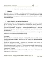 RELAZIONE IDROLOGICA - IDRAULICA 1