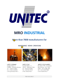 MRO INDUSTRIAL More than 7000 manufacturers