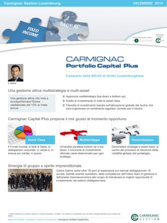 A EUR acc - Carmignac Gestion