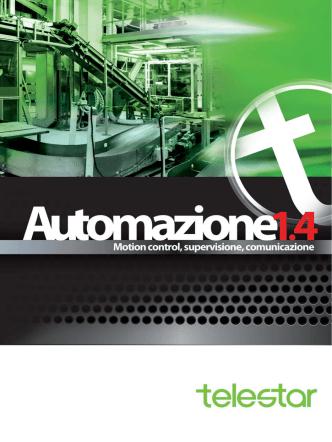 catalogo telestar automazione 2014_telesatr