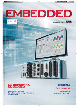 la copertina embedded speciale