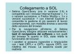gestione bibliografica in SOL