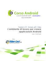 CorsoAndroid_lez_01 - Cristian Venturelli