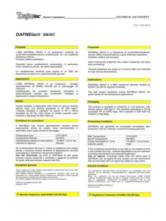 DAFNElac SN AC