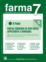 Farma 7 n. 13 del 4 aprile 2014