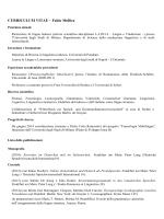 Fabio Mollica - Università degli Studi di Milano