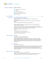 Curriculum - Dipartimento di Matematica