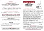 25 Maggio 2014 - Parrocchia di Maerne