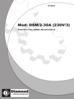 Mod: DSM/2-30A (230V/3)