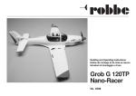 Notice_Robbe_Grob_G-120TP_Nano-Racer - Absolu