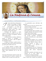 La Madonna di Concesa - Santuario della Divina Maternità