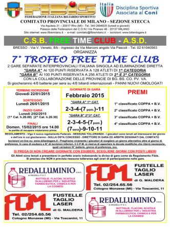 16-Free Time - Bresso (MI)