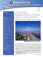 Newsletter N° 5 - giugno 2014 - Ministero degli Affari Esteri