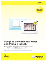 Offerta VIMAR - Elettrica Morlacco