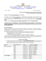 Comunicazione iscrizioni scuola infanzia 2015-2016