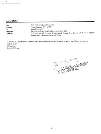 8930 All.1 - Ordine dei Farmacisti della provincia di Padova