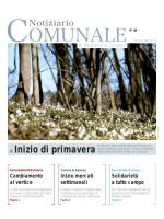 Inizio di primavera - Gemeindeblatt von Eppan und Kaltern
