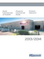 übersicht Guida Commerciale ai Prodotti
