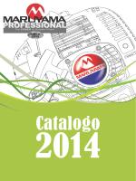 Catalogo Maruyama - Verdicchio Group