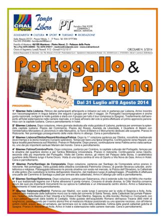Circolare 5 - Cral Poste Mantova