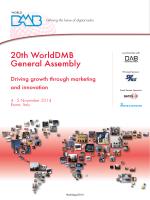 20th WorldDMB General Assembly