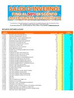lista per sito_1 - Lucky Music S.r.l.
