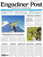 Engadiner Post Nr. 057 vom 17. Mai 2014 (PDF, 3740kB)