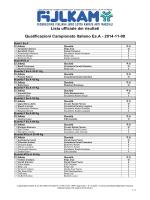 Risultati Es.A - Comitato Regionale Toscano