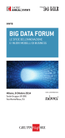 BIG DATA FORUM - Il Sole 24 Ore