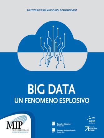 BIG DATA: un fenomeno esplosIvo - Mip