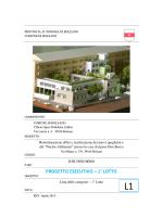 IT - ESECUTIVO 1° LOTTO - Provincia Autonoma di Bolzano