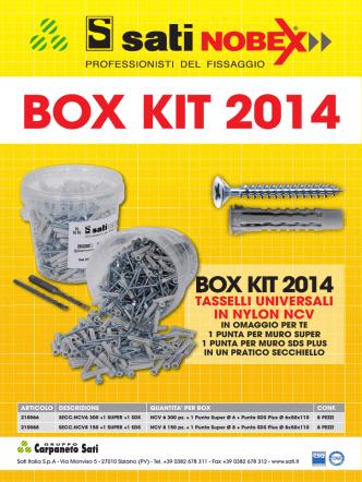 BOX KIT 2014