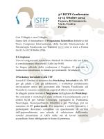 3° Conferenza ISTFP