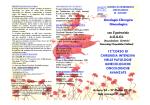 Oncologia Chirurgica Ginecologica con il patrocinio A.O.G.O.I. 12