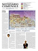 notiziario comunale - Comune di Brugherio