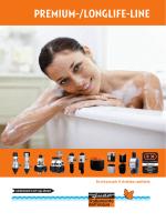 PREMIUM-/LONGLIFE-LINE - JUDO Wasseraufbereitung GmbH
