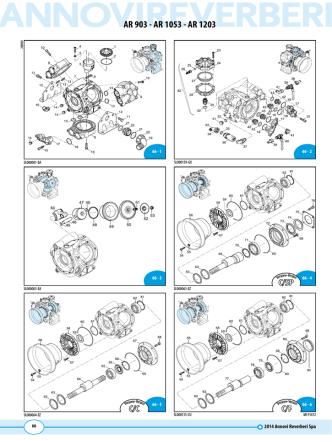 AR 903 - AR 1053 - AR 1203