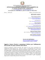ISTITUTO DI ISTRUZIONE SUPERIORE VIA DI NAZARETH 150