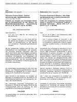 Autonome Provinz Bozen - Regione Autonoma Trentino Alto Adige