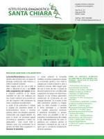 mutazioni genetiche - Istituto Polidiagnostico Santa Chiara
