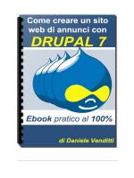 Come creare un sito web di annunci con DRUPAL 7 - Corsi