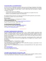 Servizi medico sanitari - Ordine dei Dottori Commercialisti e degli