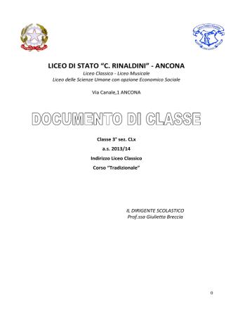 3^CLx - Rinaldini