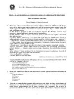 2003/2004 - Università degli Studi di Parma