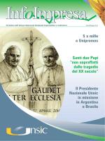 Infoimpresa Aprile/Maggio 2014