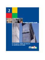 Guida Tecnica - Recupero strutture calcestruzzo