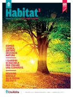 Habitat 3 - numero 01/2013