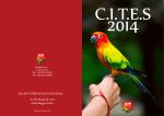 libro CITES 2014