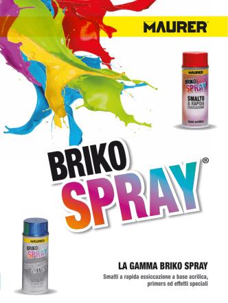 Briko Spray - Maurer