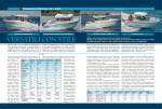 Prova 675 Pilothouse, Comparativa fisherman